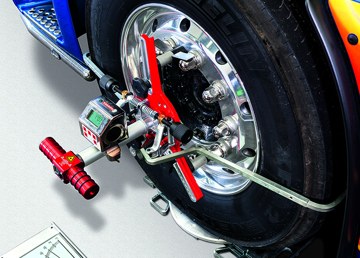 Haweka Axis500 Electronic Wheel Alignment System